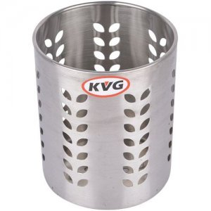 Kvg Spoon Stand - Small, Stainless Steel