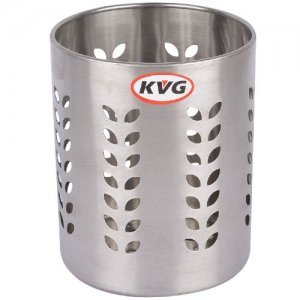 Kvg Spoon Stand - Big, Stainless Steel