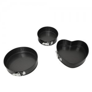 DP Cake-Chocolate Moulds - Metal, Grey, 1013 GRY