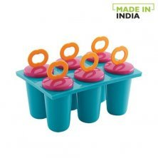 Mastercook Premium Kulfi Maker With Candy Cones - Blue