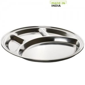 Home Steel Partition Plate - 14 Inch
