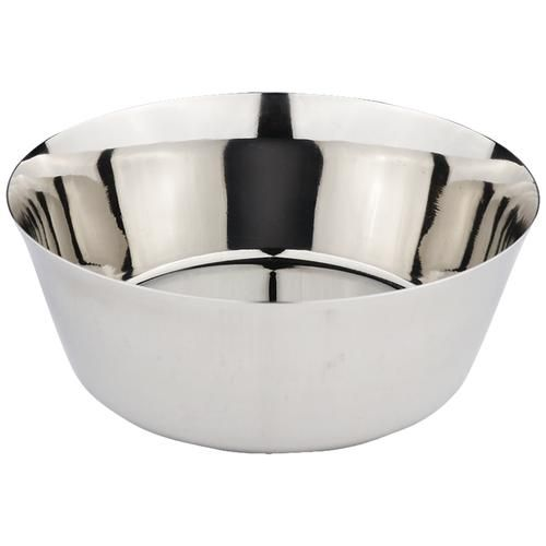Home Steel Bowl - No. 8, Conical