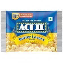 ACT II Microwave Popcorn - Butter Lover's