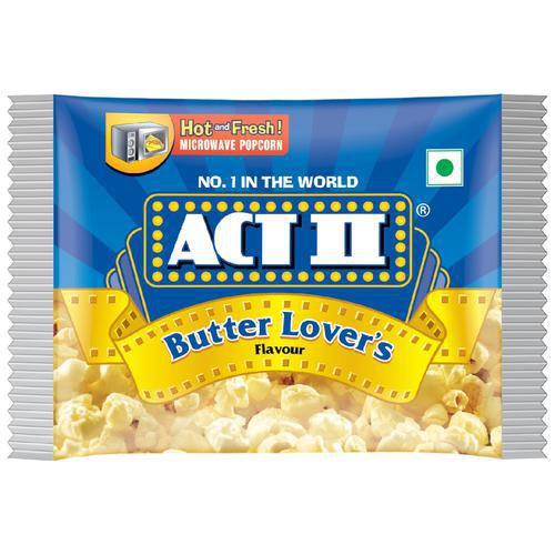 ACT II Microwave Popcorn - Butter Lover\'s