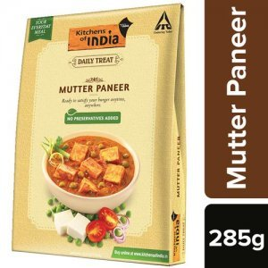 Kitchens Of India Ready to Eat - Mutter Paneer
