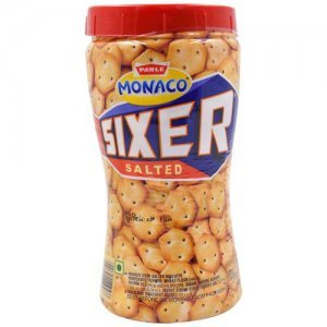 Parle Sixer Biscuits - Salted