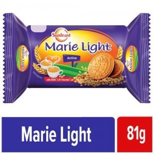 Sunfeast Marie Light Biscuits - Active