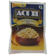 ACT II Instant Popcorn - Southern Spice