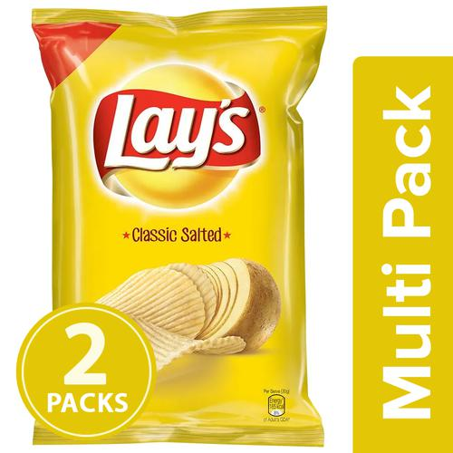 Lays Potato Chips - Classic Salted