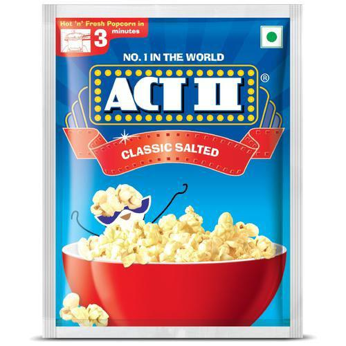 ACT II Instant Popcorn - Classic Salted
