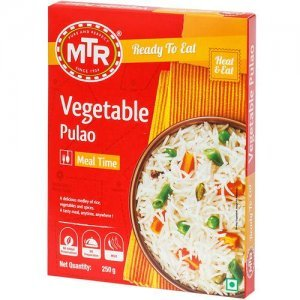 MTR Ready To Eat - Vegetable Pulao