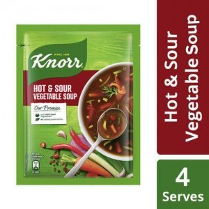 Knorr Chinese Hot & Sour Veg Soup