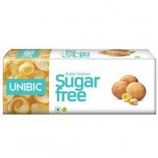 Unibic Sugar Free Butter Cookies