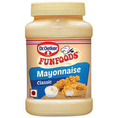 Dr. Oetker FunFoods Mayonnaise Classic