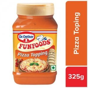 Dr. Oetker FunFoods Pizza Topping