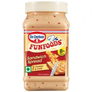 Dr. Oetker FunFoods Cheese & Chilli