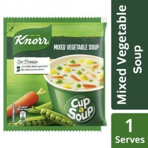 Knorr Instant Mixed Vegetable Cup-A-Soup