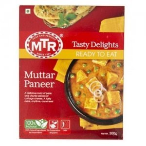 MTR Ready To Eat - Muttar Paneer