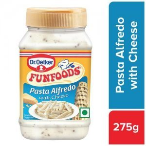 Dr. Oetker FunFoods Pasta Alfredo With Cheese