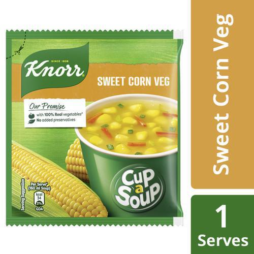 Knorr Instant Sweet Corn Cup-A-Soup