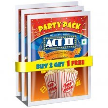 ACT II Instant Popcorn Value Pack - Movie Theatre Butter