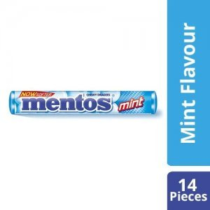 Mentos Chewy Candy Stick - Mint Flavour