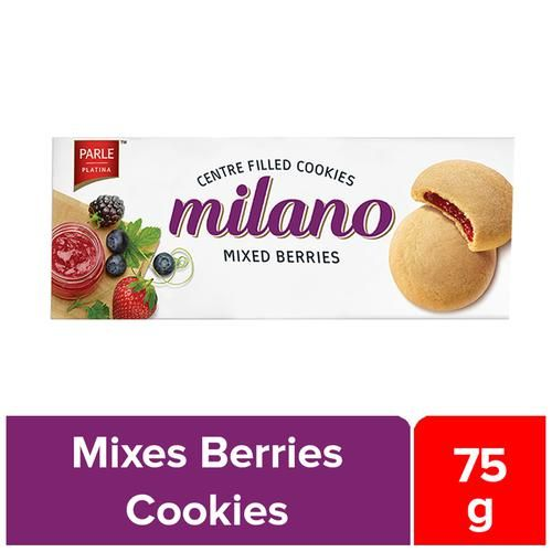 Parle Milano Centre Filled Mixed Berries