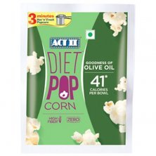 ACT II Instant Diet Popcorn - Contains Olive Oil