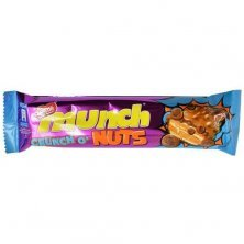 Munch Crunch \'o\' Nuts - Limited Series
