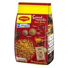 MAGGI 2-Minute Special Masala Instant Noodles