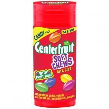 Center Fruit Soft Chews Candy - Assorted Flavours