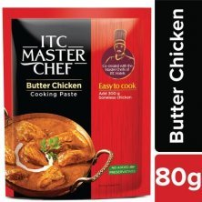 ITC Master Chef Cooking Paste - Butter Chicken, Easy to Cook, Ready to Cook Indian Paste, No Preservatives
