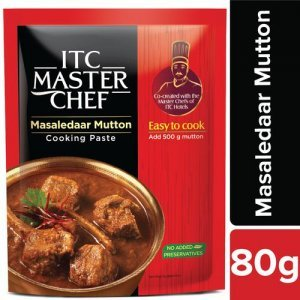ITC Master Chef Cooking Paste - Masaledar Mutton, Easy to Cook, Ready to Cook Indian Paste, No Preservatives