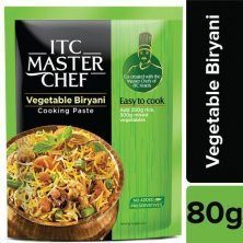 ITC Master Chef Cooking Paste -Vegetable Biryani, Easy to Cook, Ready to Cook Indian Paste, No Preservatives