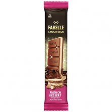 Fabelle Choco Deck - French Dessert Inspired Layered Bar